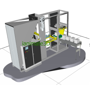 3D Automated Cartonization